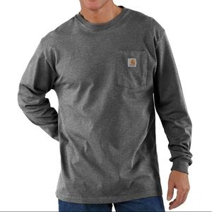Carhartt Original Fit Long-Sleeve pocket t-shirt